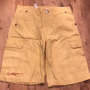 True Religion Anthony Cargo To Men's 36 Yellow